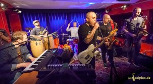 Protectors of the Funk, Jazzclub Hannover, 20.03.2014