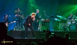 Simply Red, Hannover 4.11.2015